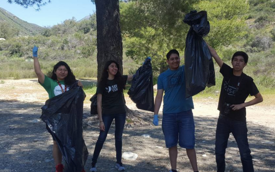 sgmf service class river cleanup 2 march 1616