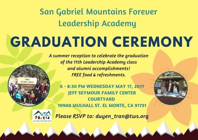 leadership graduation may 2017