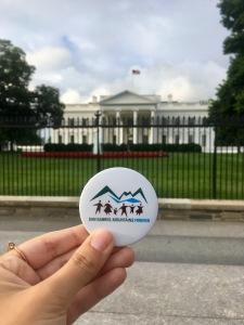 sgmf button white house