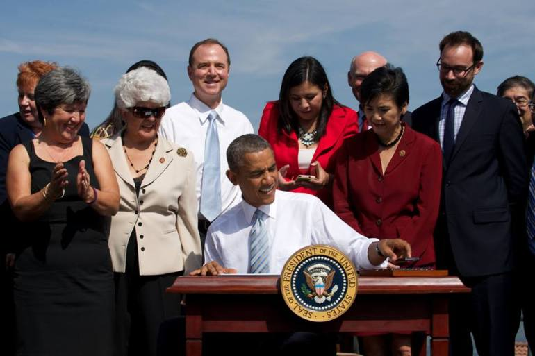 sgmf obama monument signing